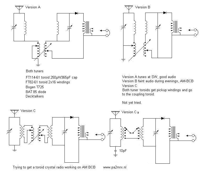 xtal_toroid dutch amateur radio station pa2mrx bogen t725 wiring diagram at mifinder.co